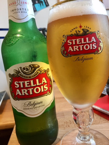 Stella Artoi - But A Lady A Drink Campaign