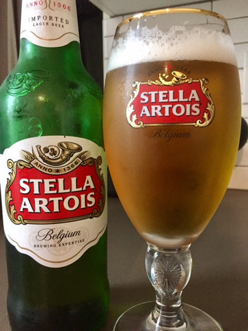 Stella Artois Pint Glass