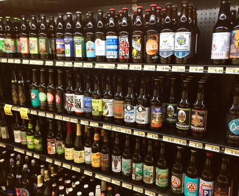 Ken's Market Beer Selection