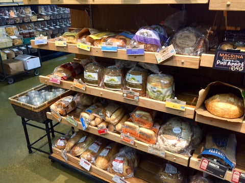 Ken's Market Bread Selection