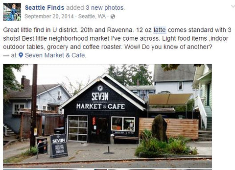 Ravenna cafe review