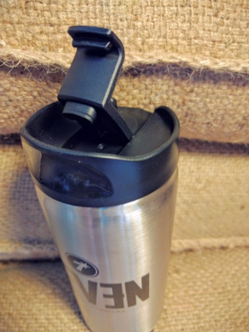 Accessories - Logo Stainless Steel Double Wall Vacuum Thermal Tumbler 12 Oz