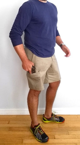 """AGENT"" SYSTEM - SHORTS - STRYKR Covert Carry"