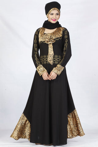 New Abaya Party Collection