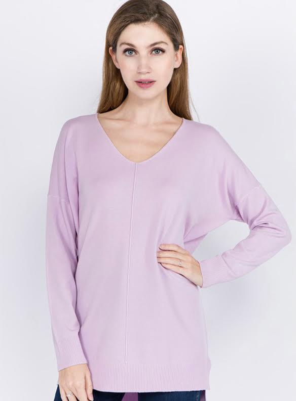 Dreaming Of You Sweater, Lavender