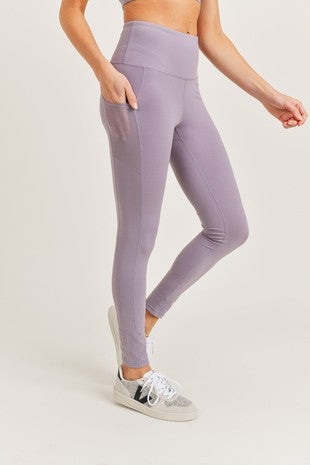 I Have The Moves Leggings, Lavender