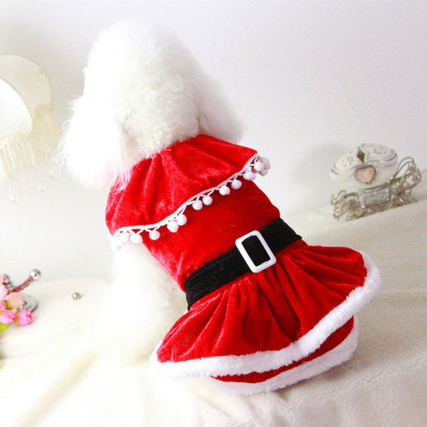 Adorable Santa Holiday Outfit in three sizes