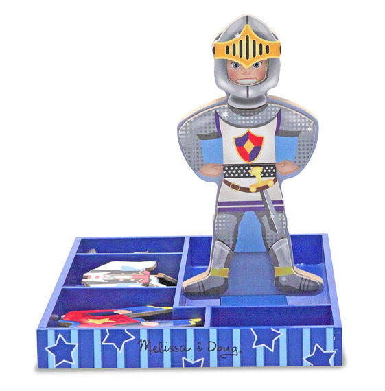 Melissa & Doug Billy Magnetic Dress-Up Set