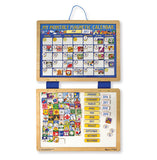 Melissa & Doug My Magnetic Monthly Calendar