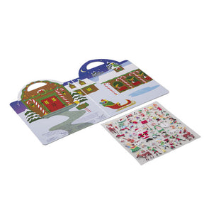 Melissa & Doug Puffy Stickers - Santa's Workshop