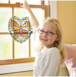 Melissa & Doug Stained Glass Made Easy - Butterfly