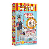 Melissa & Doug Ice Cream & Sweets Food Cart