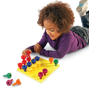 Rainbow Peg Play™ Activity Set