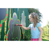 Outdoor Chalkboard Trees- Pack of 3