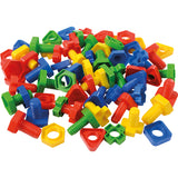 Nuts & Bolts - Pack of 64