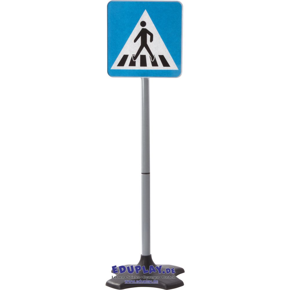 Traffic Sign Set - Pack of 8