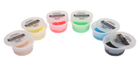 Original CanDo Theraputty 6 piece set (6 Colours - 6 Strengths)