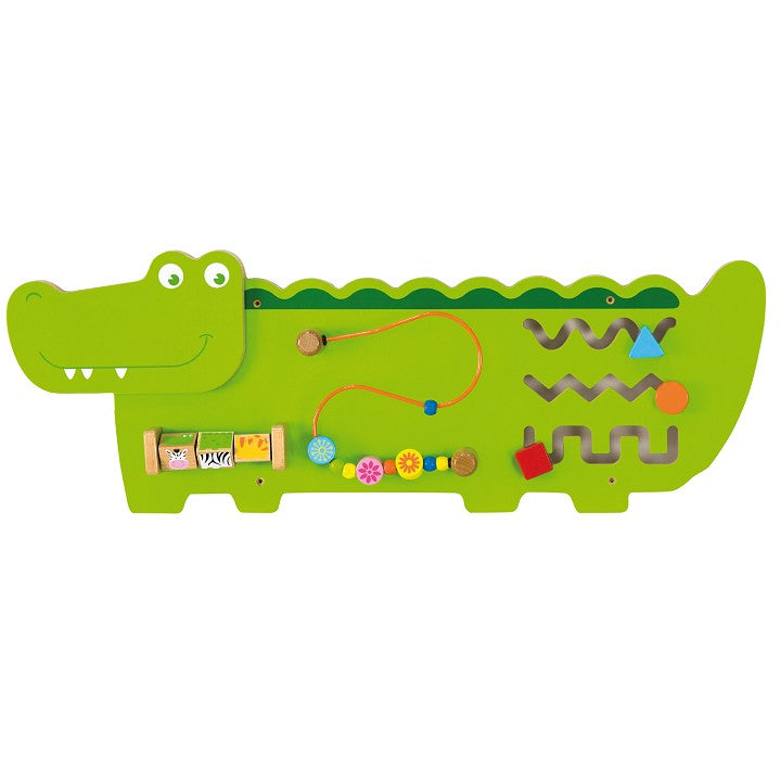 Activity Wall Game - Crocodile