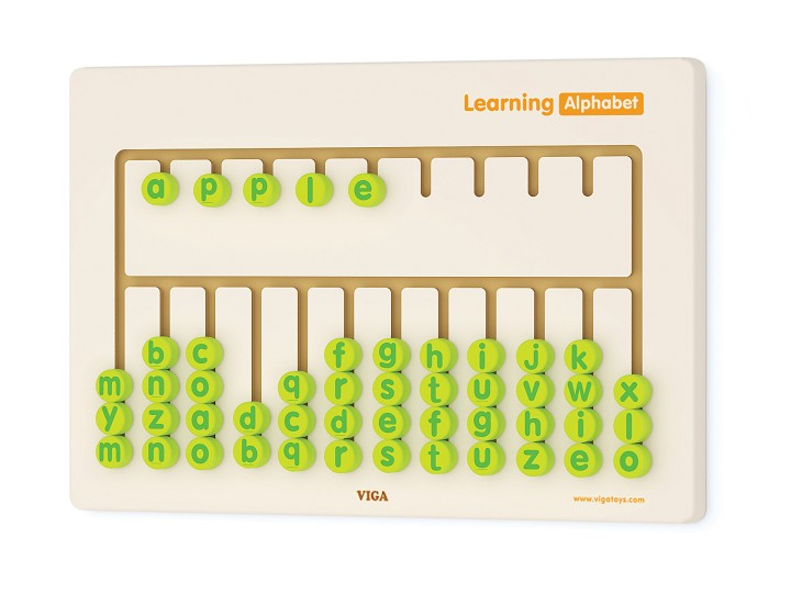 Activity Alphabet Wall Game