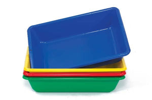 Colour Sand & Water Trays - Pack of 4