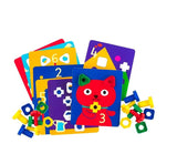 Nuts & Bolts Activity Cards  - Pack of 12