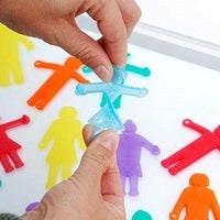 SiliShapes® Linking People - Pack of 36