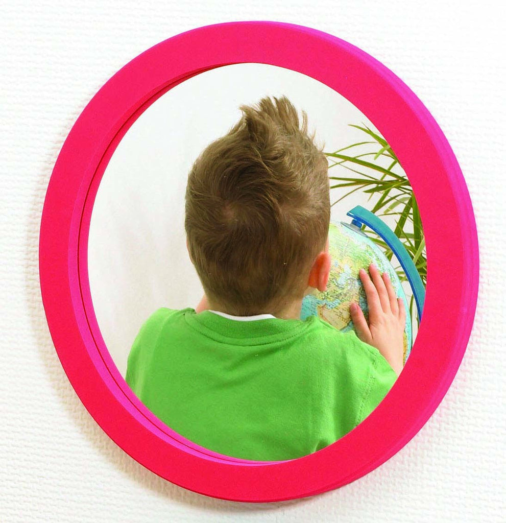 Softie Round Wall Mirror