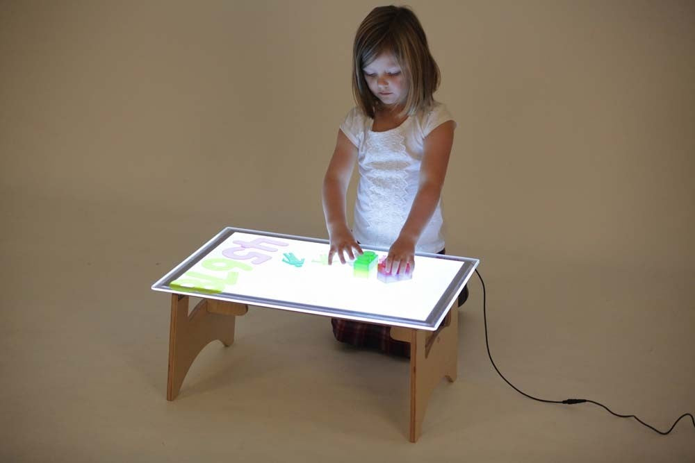 A2 Light Panel & Table Set