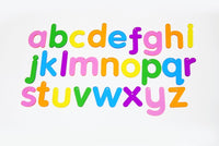 Rainbow Letters - Pack of 26