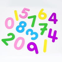 Rainbow Numbers - Pack of 14