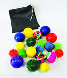 Multi Sensory Ball Pack - Pack of 20