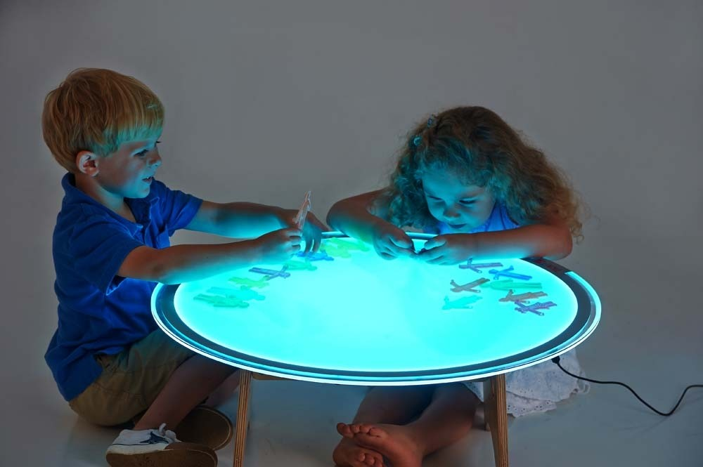 Round Colour Changing Light Panel - 70cm