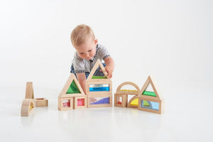 Sensory Blocks - Pack of 16