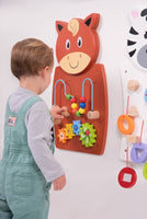 Activity Wall Toy - Horse