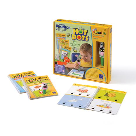 Hot Dots Let's Learn! Jolly Phonics Set