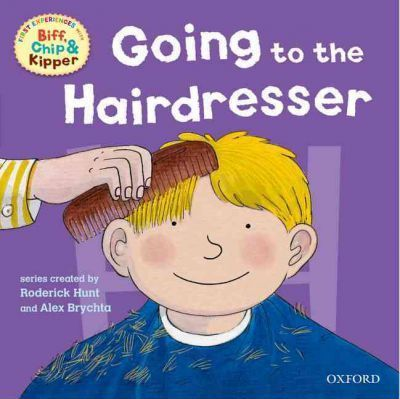 First Experiences: Going to the Hairdresser