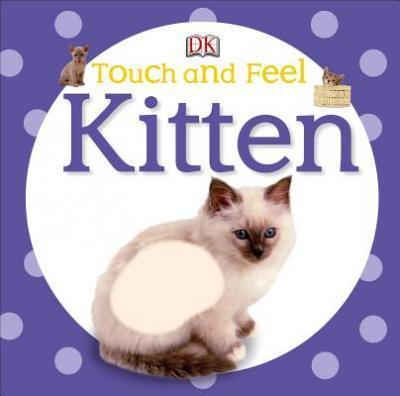 Touch and Feel Kitten