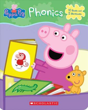 Peppa Phonics Boxed Set