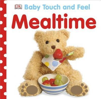 Bright Baby Touch and Feel Mealtime