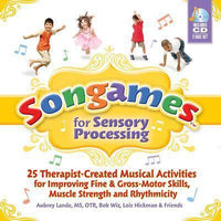Song games for Sensory Processing