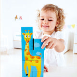 Hape Jungle Animal Block Puzzle