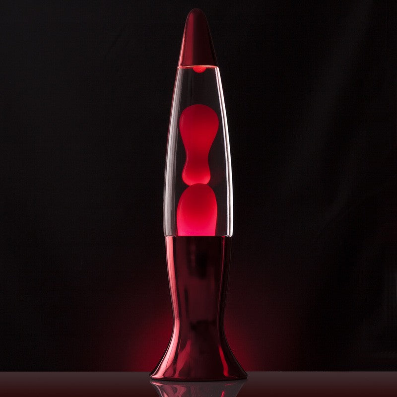 Motion Lamp - Red