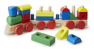 FuddyDuddy Stacking Play for Learning and Autism