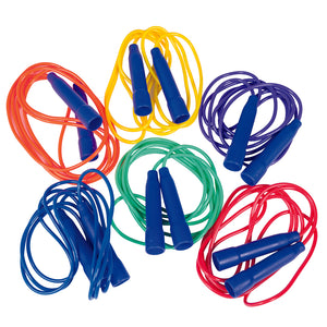 Set of 6 Gradestuff Jump Ropes - 2 sizes