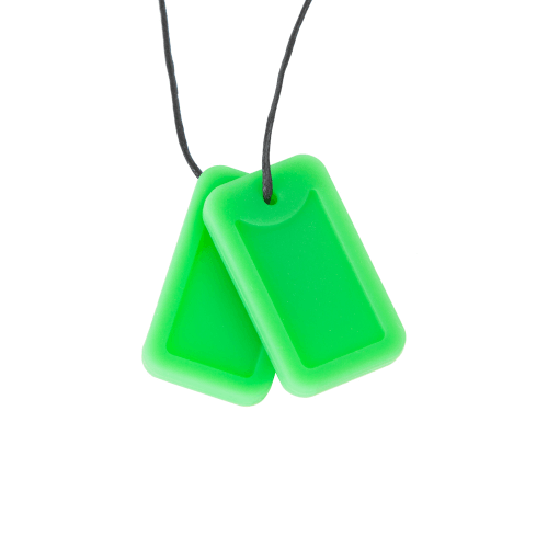 Dogtags Chew - Green