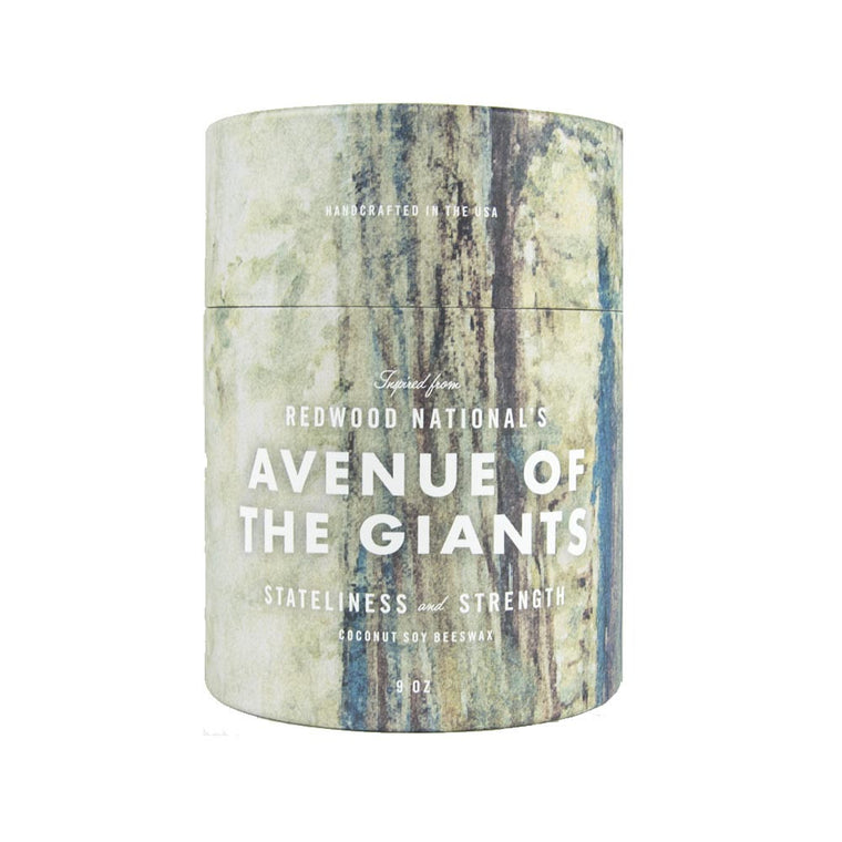 Avenue of the Giants Candle