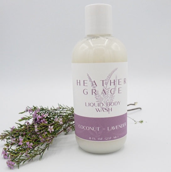 Coconut Lavender Lotion