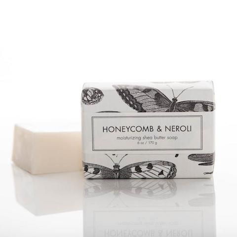 Honeycomb & Neroli Soap