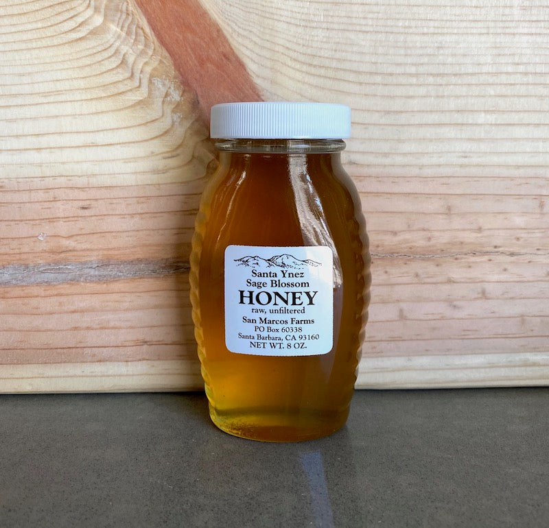 Santa Ynez Sage Blossom Honey