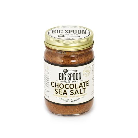 Big Spoon Chocolate Sea Salt Almond Butter
